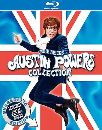 Austin Powers Collection (Blu-ray)