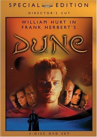 Dune (3-DVD, Special Edition Director's Cut)