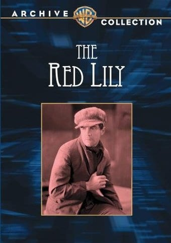 The Red Lily (Silent) (Full Screen)