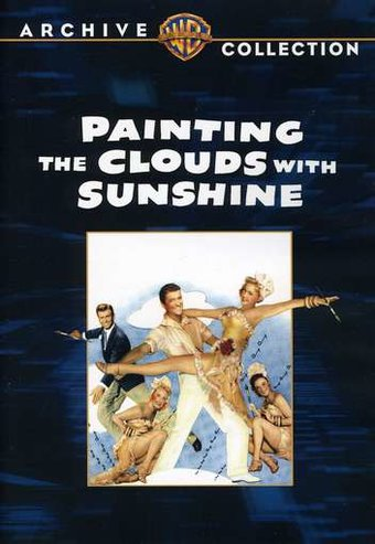 Painting The Clouds With Sunshine (Full Screen)