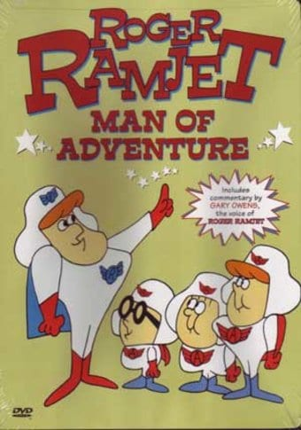 Roger Ramjet - Man of Adventure
