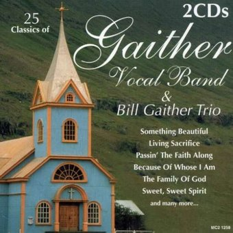 Gaither Vocal Band & The Bill Gaither Trio (2-CD)