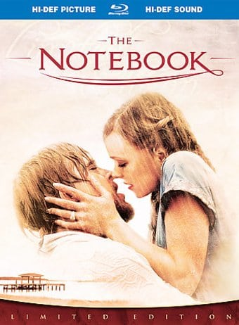 The Notebook (Blu-ray, Limited Edition Giftset)