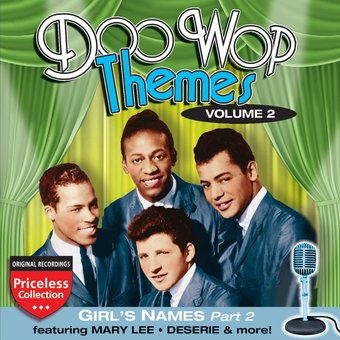 Doo Wop Themes, Volume 2 - Girls, Part 2