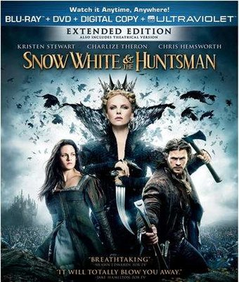 Snow White and the Huntsman (Blu-ray + DVD)