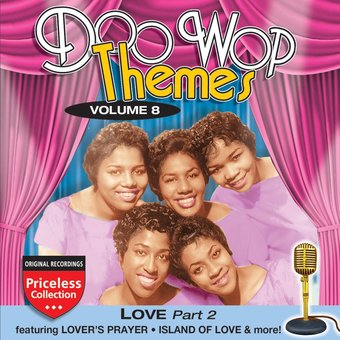 Doo Wop Themes, Volume 8 - Love, Part 2
