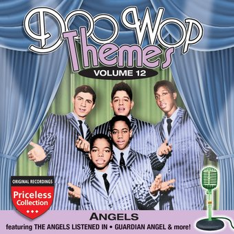 Doo Wop Themes, Volume 12 - Angels