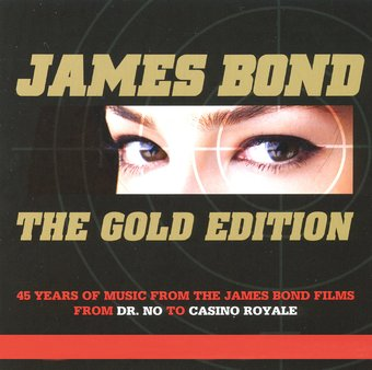 Bond - James Bond: The Gold Collection 45 Years