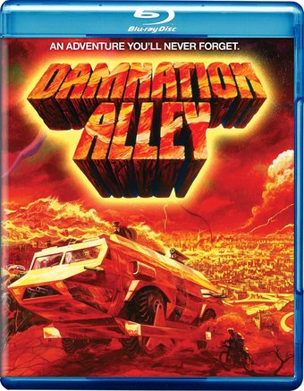 Damnation Alley (Blu-ray)