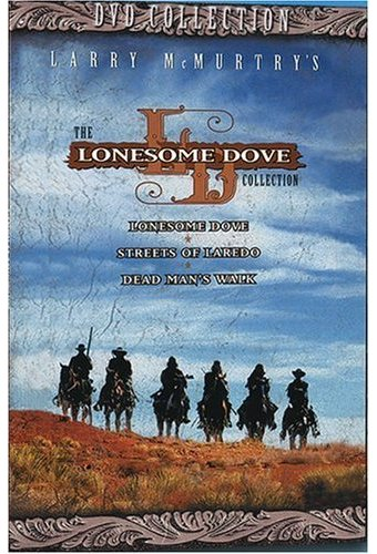 The Lonesome Dove Collection (3-DVD)