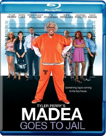 Tyler Perry's Madea Goes to Jail (Blu-ray)