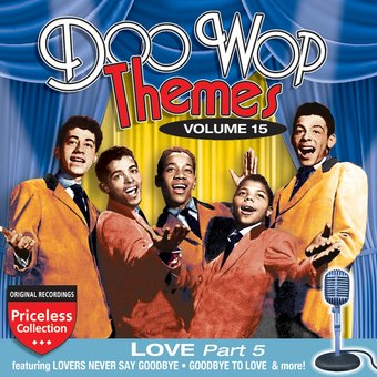 Doo Wop Themes, Volume 15 - Love, Part 5