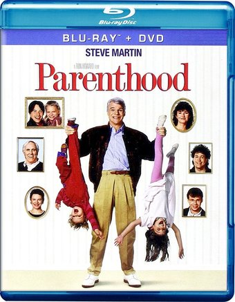 Parenthood (Blu-ray + DVD)