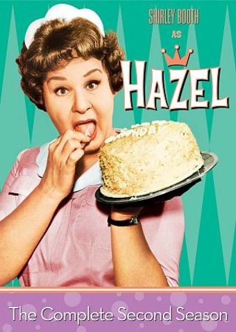 Hazel - Complete 2nd Season (4-DVD)