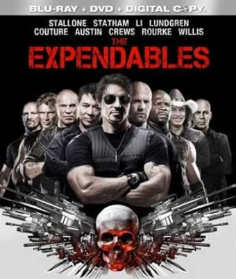 The Expendables (Widescreen) (3-DVD) (Blu-ray+DVD)