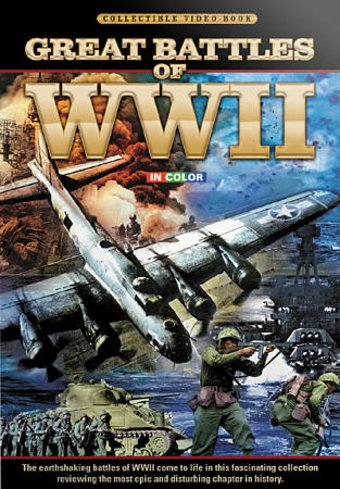 Great Battles of WWII (2-DVD)
