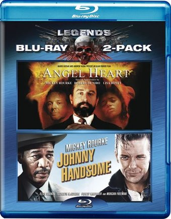 Angel Heart / Johnny Handsome (Blu-ray, 2 Pack)