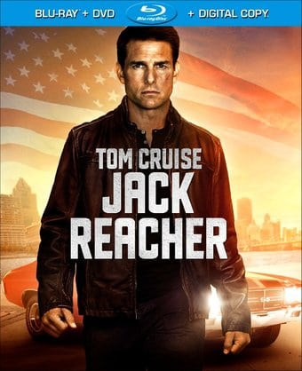 Jack Reacher (Blu-ray + DVD)
