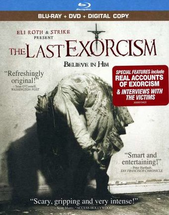 The Last Exorcism (Blu-ray, Includes Digital Copy)