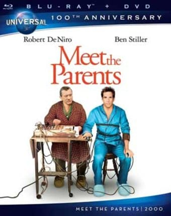 Meet the Parents (Blu-ray + DVD)