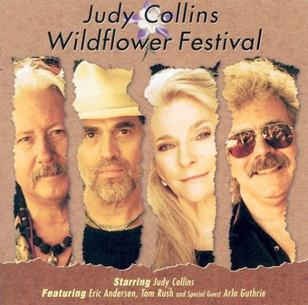 Judy Collins Wildflower Festival (Live)