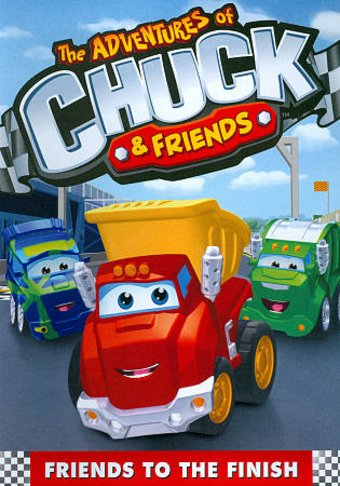 The Adventures of Chuck & Friends: Friends to the
