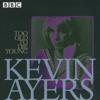 Too Old to Die Young: BBC Live 1972-1976 (2-CD)