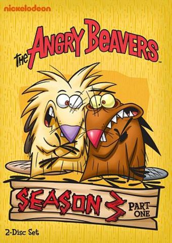 The Angry Beavers - Season 3, Part 1 (2-DVD)