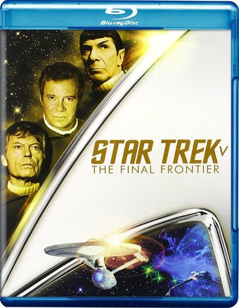 Star Trek V: The Final Frontier (Blu-ray)