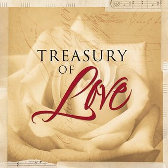 Treasury Of Love Endless Love Cd 2004 Time Life