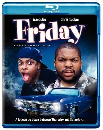 Friday (Blu-ray)