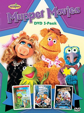 Muppet Movie Collection (Muppets Take Manhattan /