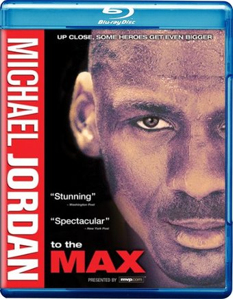 IMAX - Michael Jordan to the Max (Blu-ray)