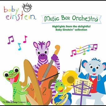 Baby Einstein: Music Box Orchestra [Highlights