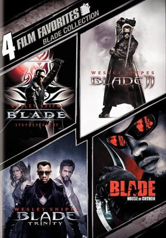 Blade Collection (2-DVD)