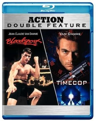 Bloodsport / Timecop (Blu-ray)