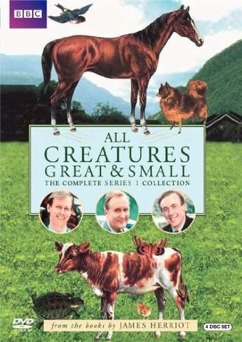 All Creatures Great & Small - Complete Series 1