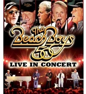 The Beach Boys - Live in Concert: 50th Anniversary