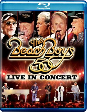 Live in Concert: 50th Anniversary (Blu-ray)