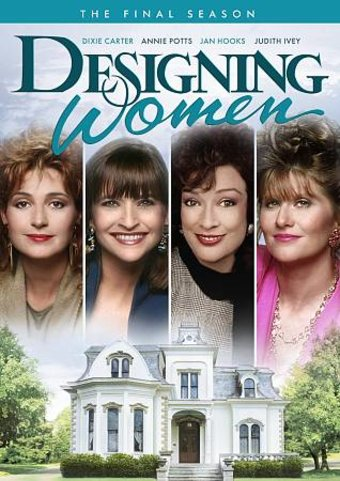 Designing Women - Season 7 (Final) (4-DVD)