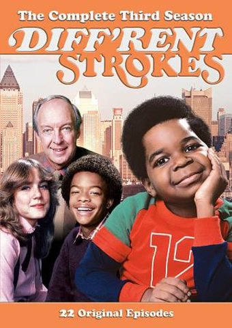 Diff'rent Strokes - Complete 3rd Season (3-DVD)