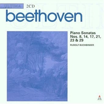Beethoven: Sonata nos 8,14,17,21,23 and 29