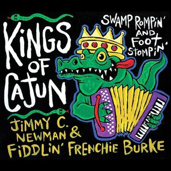 Kings of Cajun (2-CD)