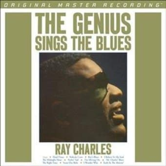 Ray Charles The Genius Sings The Blues 180gv Limited
