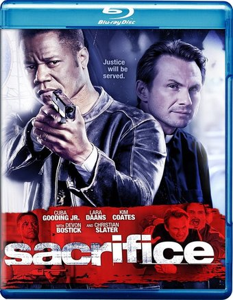 Sacrifice (Blu-ray)