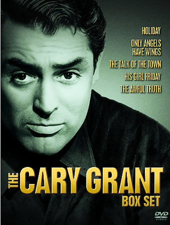 The Cary Grant Box Set: Holiday / Only Angels