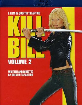 Kill Bill, Volume 2 (Blu-ray)