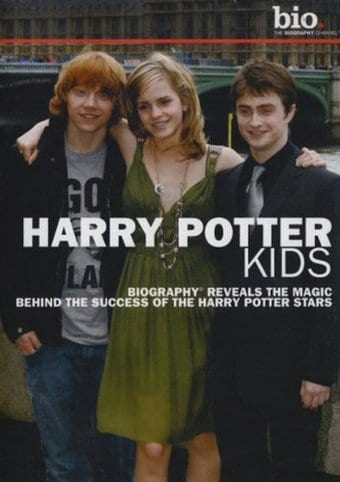 A&E Biography: Harry Potter Kids