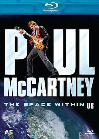 Paul McCartney: The Space Within Us (Blu-ray)