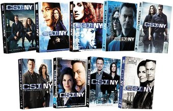 Complete Series (55-DVD)